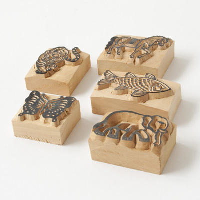 【SALE 60%OFF】KETIKETA WOODEN STAMPS木製スタンプ