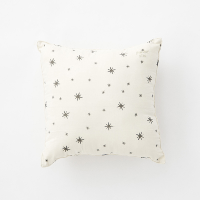 *【PRE SALE 15%OFF】POLDER GIRL CUSHION ミニクッション(6A STAR GREY グレー)25×25
