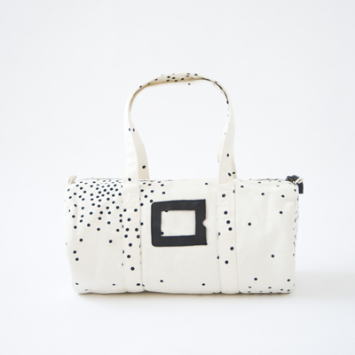 【MORE SALE 40%OFF】POLDER GIRL SPORTS BAG ミニボストンバッグ(9C STARDUST BLACK ブラック)