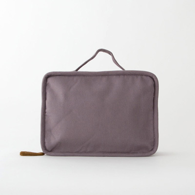 NUMERO 74  SUITCASE コットンスーツケース(S041 DUSTY LILAC)S