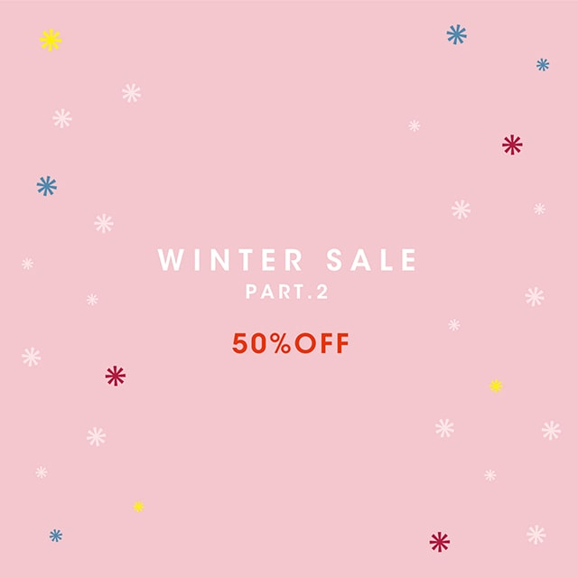 2021 WINTER SALE