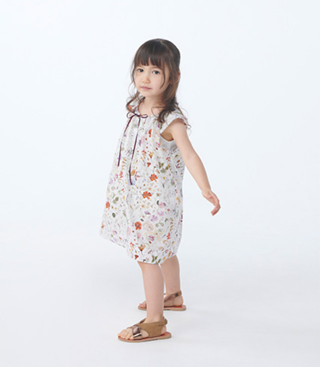 MAKIE DRESS ¥25,190_12M-3A