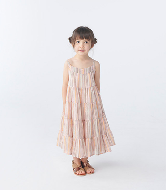 BONTON DRESS ¥15,400_4A-6A