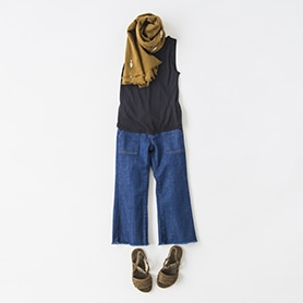 HARTFORD T-SHIRT, BONPOINT PANTS