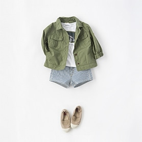 BELLEROSE, JACKET, PANTS, T-SHIRT