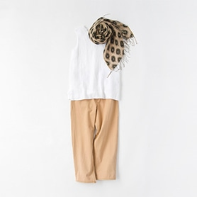 MAJESTIC TOP, POLDER PANTS, HARTFORD SCARF