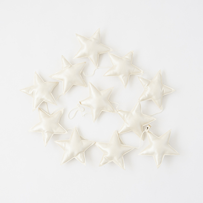 【SALE 15%OFF】NUMERO 74 MINI STAR GARLAND スターガーランド(S040 CREAM)