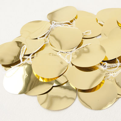 【SALE 40%OFF】THE FABULOUS GARLANDS GUIRLANDES PASTILLES ORガーランド サークルL(ゴールド)