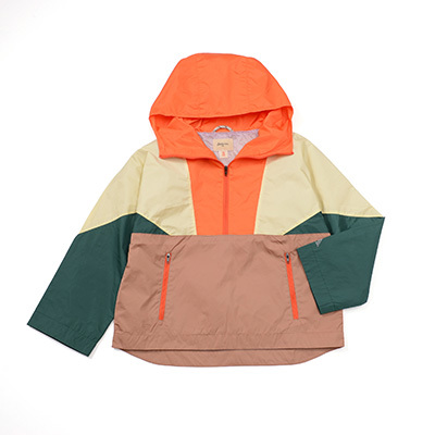 BELLEROSE 2020SS キッズ HOODIE フーディジャケット(080 オレンジ)8A-10A