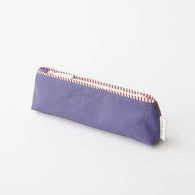 STICKY LEMON キッズ レディース ペンシルケース(Lobby purple + panache gold パープル/ゴールド)small