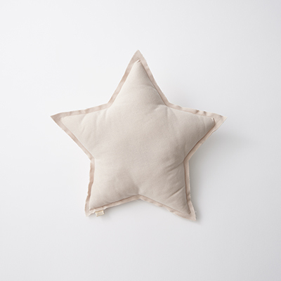 NUMERO 74  Mini Star Cushions Pastel 星形ミニクッション(S018 Powder)ONE