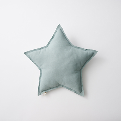 NUMERO 74  Mini Star Cushions Pastel 星形ミニクッション(S032 Ice Blue)ONE