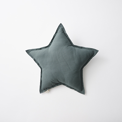NUMERO 74  Mini Star Cushions Pastel 星形ミニクッション(S046 Sweet Blue)ONE