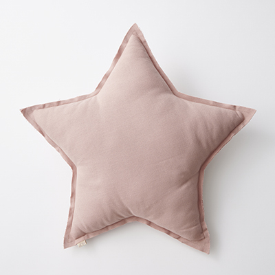NUMERO 74  STAR CUSHIONS PASTEL 星形クッション(S007 Dusty Pink)ONE