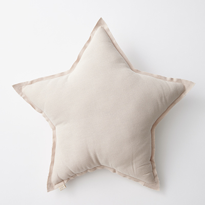 NUMERO 74  STAR CUSHIONS PASTEL 星形クッション(S018 Powder)ONE