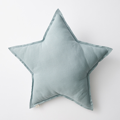 NUMERO 74  STAR CUSHIONS PASTEL 星形クッション(S032 Ice Blue)ONE