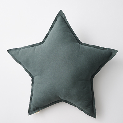 NUMERO 74  STAR CUSHIONS PASTEL 星形クッション(S046 Sweet Blue)ONE