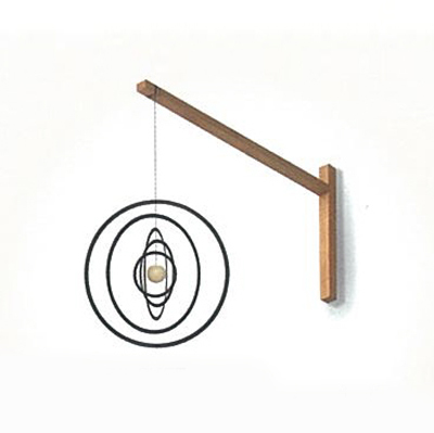 FLENSTED MOBILES ブラケット(腕木)mobile-bracket(natural ナチュラル)