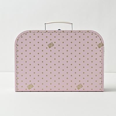 【Coming Soon】BONTON 2021SS キッズ VALISE LOGOTE R(956 ROSE )T3
